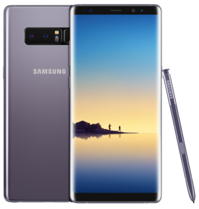 Picture of NEW SAMSUNG NOTE 8